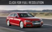 2017 Audi S4 avant #4
