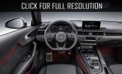 2017 Audi S4 interior #1