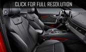2017 Audi S4 interior #2
