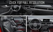 2017 Audi S4 interior #3