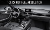 2017 Audi S4 interior #4