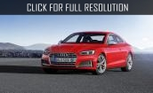 2017 Audi S5 - exterior, gallery, technical specs, video