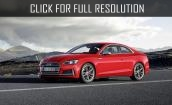 2017 Audi S5 coupe #1