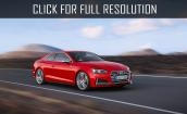 2017 Audi S5 coupe #2