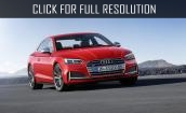 2017 Audi S5 coupe #4