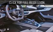 2017 Audi S5 interior #1