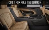 2017 Bentley Mulsanne interior #3