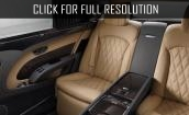 2017 Bentley Mulsanne interior #4