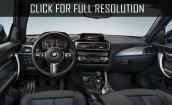 2017 Bmw 1 Series Sedan interior #3