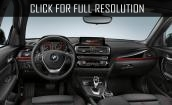 2017 Bmw 1 Series Sedan interior #4