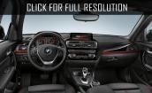 2017 Bmw 1 Series Sedan interior #4