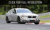 2017 BMW M5 - changes, specs, photos, video