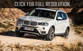 2017 BMW X3 - new features, release date, photos