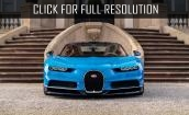 2017 Bugatti Chiron - design, specs, price, video