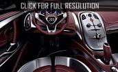 2017 Bugatti Chiron interior #1