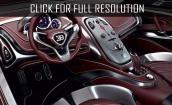 2017 Bugatti Chiron interior #2