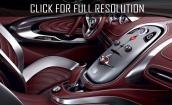 2017 Bugatti Chiron interior #4