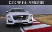 2017 Cadillac CTS - specification, interior, exterior
