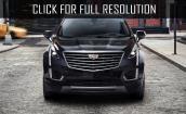 2017 Cadillac Xt5 crossover #1