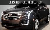 2017 Cadillac Xt5 crossover #2
