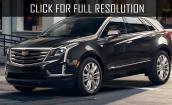 2017 Cadillac Xt5 crossover #3