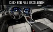 2017 Cadillac Xt5 interior #1