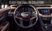 2017 Cadillac Xt5 interior #2