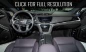 2017 Cadillac Xt5 interior #4