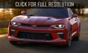 2017 Chevrolet Camaro SS - 1LE package, interior, changes