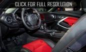 2017 Chevrolet Camaro Ss interior #1