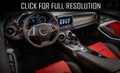 2017 Chevrolet Camaro Ss interior #2