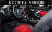 2017 Chevrolet Camaro Z28 interior #1