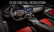 2017 Chevrolet Camaro Z28 interior #4