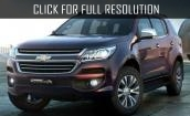 2017 Chevrolet Trailblazer - changes, redesign, interior