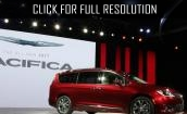 2017 Chrysler Pacifica - design, interior, video, specs