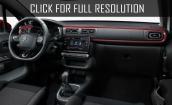 2017 Citroen C3 interior #1