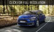 2017 Citroen C4 Picasso and 2017 Citroen Grand C4 Picasso