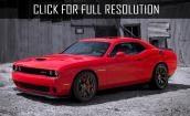 2017 Dodge Challenger hellcat #2