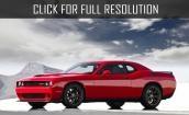 2017 Dodge Challenger hellcat #3