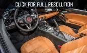 2017 Fiat 124 Spider interior #1