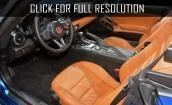 2017 Fiat 124 Spider interior #2