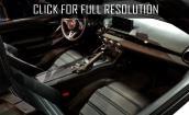 2017 Fiat 124 Spider interior #4