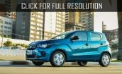 2017 Fiat Mobi - price, specs, modifications