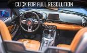 2017 Fiat Spider interior #1