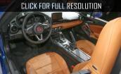 2017 Fiat Spider interior #2