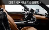 2017 Fiat Spider interior #3
