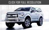 2017 Ford Bronco - specs, changes, options, video