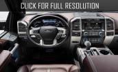 2017 Ford Bronco interior #4