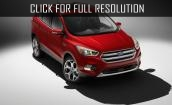 2017 Ford Escape - exterior, interior, specs, video