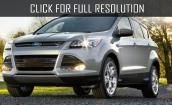 2017 Ford Escape hybrid #1